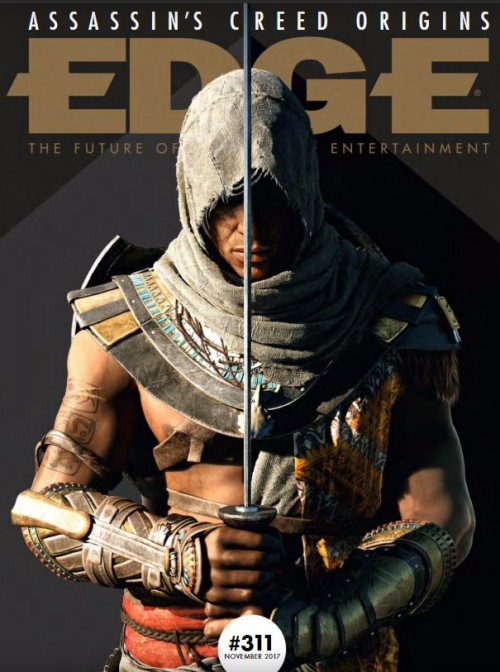 Assassin's Creed: Origins Cover for Edge