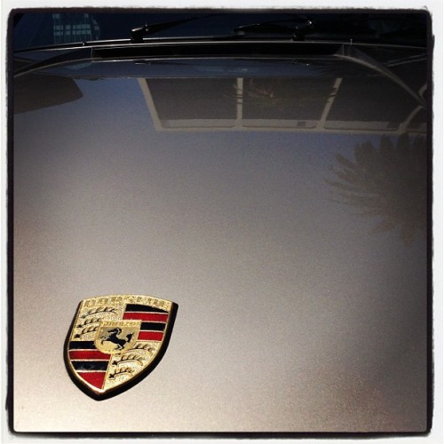 Happy #Porsche Sunday #SundayFunday (at Beverly Hills Porsche)