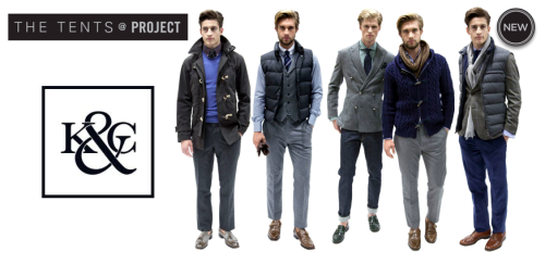 BRAND SPOTLIGHT: Officially re-launching with their Fall/ Winter '13 collection at The TENTS, British heritage brand Kent & Curwen was founded in 1926 and famed for its iconic cricket sweaters. Today the line boasts a full range of luxury tailored sportswear with modern cuts, an updated feel, and a subtle nod to their sporting roots.