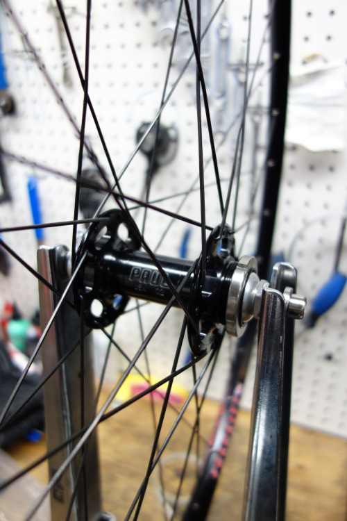 sbbryantbike:  By far the most common wheel build request we get. Paul x A23