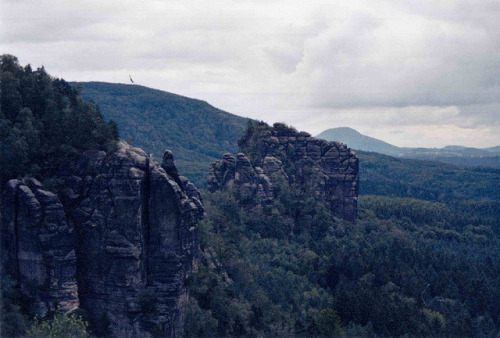 vorrid:  Saxon Switzerland I by Capri_cornus on Flickr.