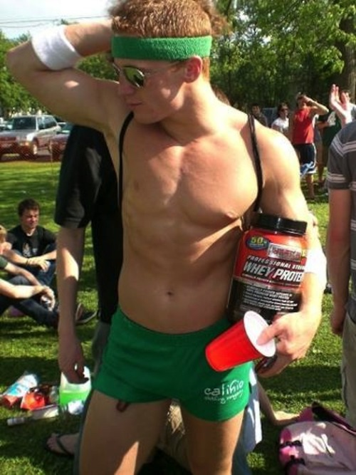 armpitluvrs:  Happy St. Patricks Day!