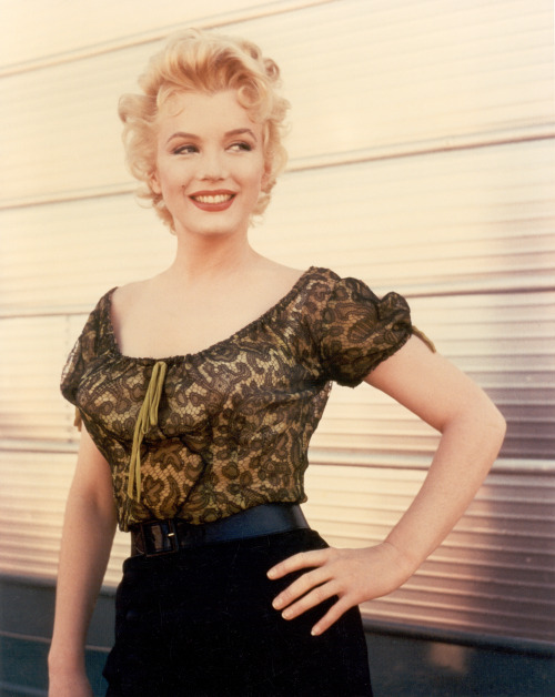 bohemea:  Marilyn Monroe, August 31st 1956