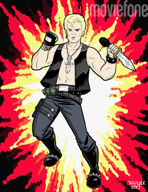 Codename: BILLY IDOL Skill Set: Dreadnok The Forgotten G.I. Joes by Moviefone and Dennis Culver