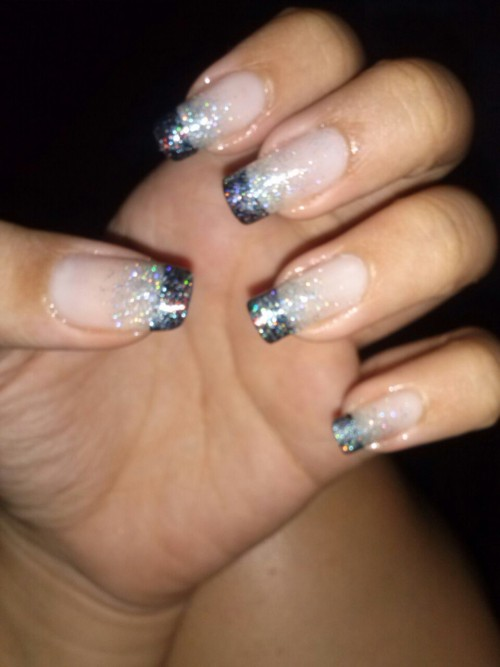 In love with my nails