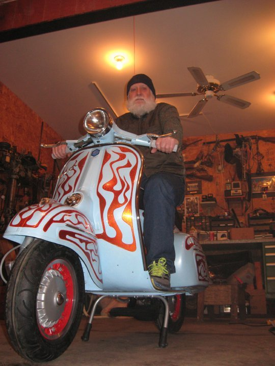 steamfitter353:  my friends also do lambrettas, they can make your scoot faaassssttt!