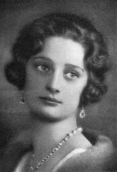 Astrid of Sweden (1905-1935) was a princess of Sweden and Queen of the Belgians.  She died tragically in a car accident at the age of 29 while pregnant with her fourth child.