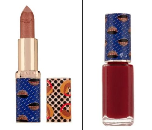 Jewel by Lisa has collaborated with L'Oreal Italy to create Lipstick and Nail Polish!! So proud of the brand!! Find out more, and view Jewel by Lisa's SS13 lookbook: http://www.afriversal.com/2012/12/jewel-by-lisa-ss13-lookbook-debuts-lipstick-nail-polish-in-collaboration-with-loreal-italy/