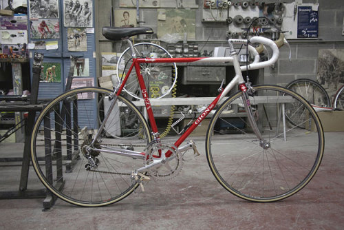 Totally. Want. This. Bike. (via GION Italia)