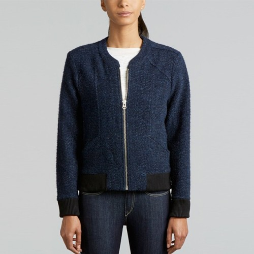 Levi's Made and Crafted have just dropped their FW'14 collection. The slim-fitting and heavily stylised Valley Bomber would look ace with a pair of skinny jeans. Now available at 290 square meters. #levismadeandcrafted #290squaremeters #290ams #290ist https://290sqm.com/Brands-levis-made-and-crafted-women