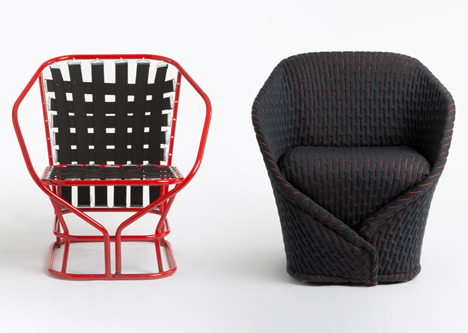 (via Talma chair by Benjamin Hubert for Moroso)