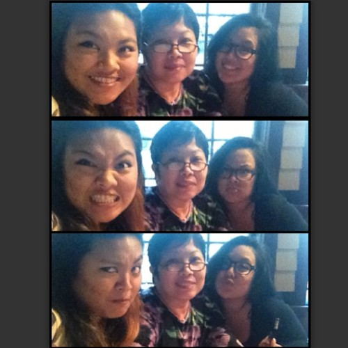 The Gutierrez Girls ❤ @mariannedelfierro