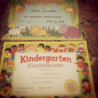 Such a #proudparent went to my #daughters #first #play n #graduation two #certificates many more to come your #kids are a #reflection of you what #values n #beliefs have you put into your kids #today ??  What path have you let your kids #walk on? Do you #lead by example? Or do you…. #goodparenting #goodlife #reflections #motivation