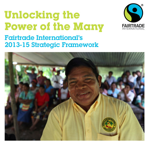 Fairtrade products are produced by 1.24 million farmers & workers. Sold in over 120 countries. Bought by millions of consumers, sold by thousands of companies. It's time to 'Unlock the Power of the Many' and help Fairtrade do more. Read up on our new Strategic Framework that will guide our work in the coming years.