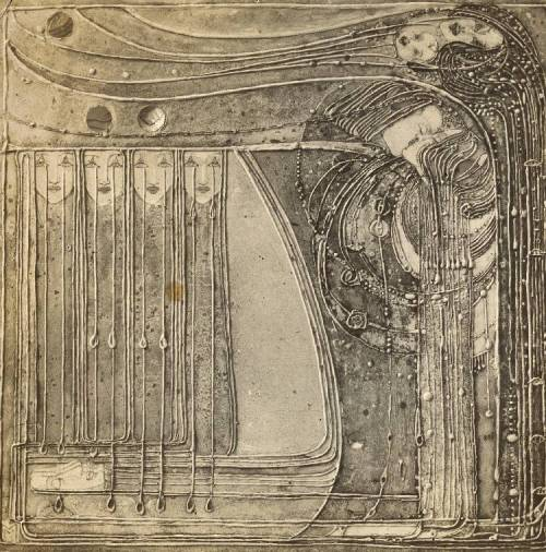 mementomoriiv:  Margaret Macdonald Mackintosh - The Opera of the Sea