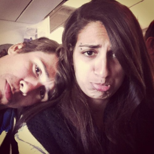Sad faces leaving Florida @zzzzzzak #stillspringbreaktho (at Gate C14)