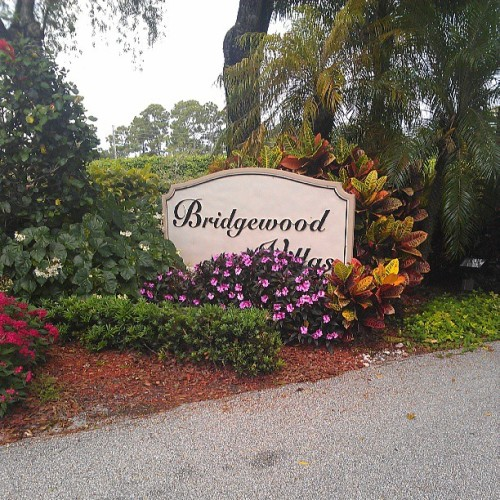 Briidgewood Villas in Boca West Country Club. #BocaWest #BocaRaton #RealEstate #ColdwellBanker
