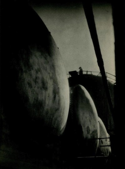 "les-sources-du-nil: A. Aubrey Bodine (1906-1970) ""Near Baltimore"", circa 1935"