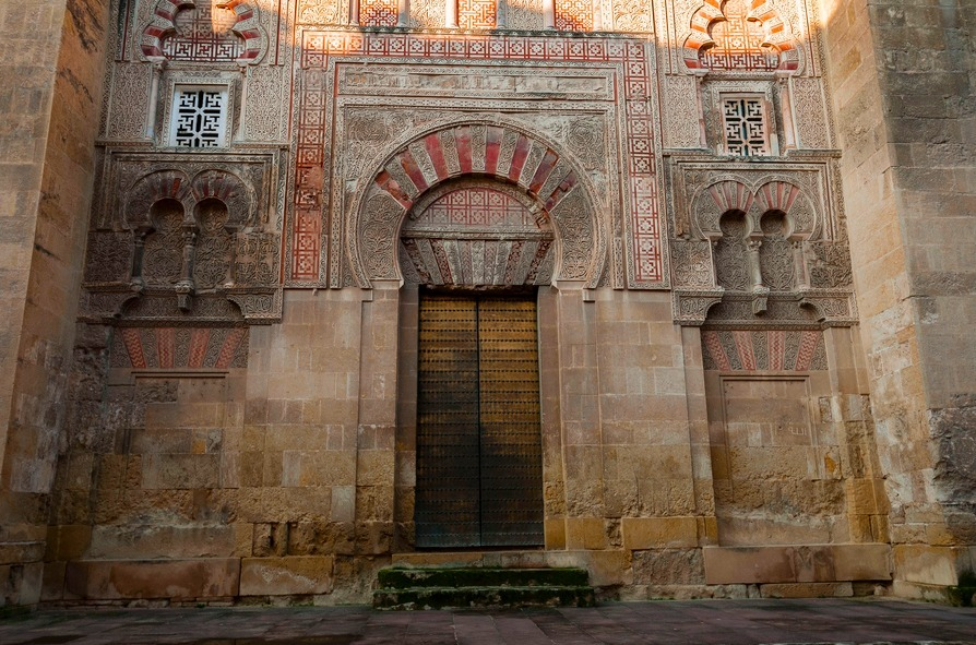 Mosque of Cordoba, Spain.  Photograph taken by Ivan Asenjo del Amo