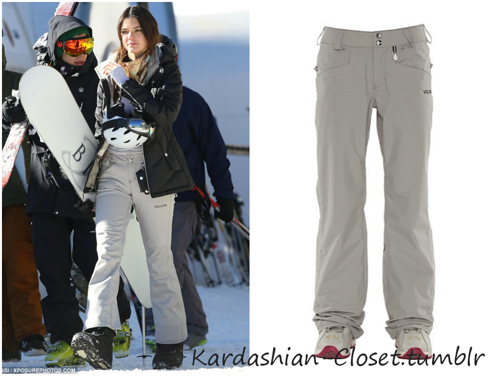 - Kendall Jenner was with Harry Styles skiing in...