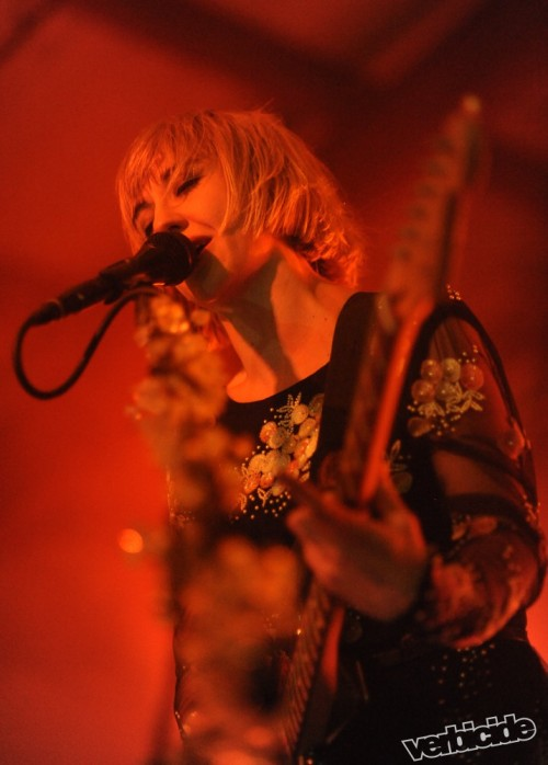 More pics from SXSW - The Joy Formidable performance at Viceland: http://bit.ly/13XLoEV