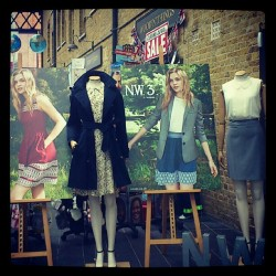 NW3 Spring Clothes #fashion  #dress #dresses #store #clothes #spitalfields #market #shop #shopping #coat #trench #moda #vestido #vestidos