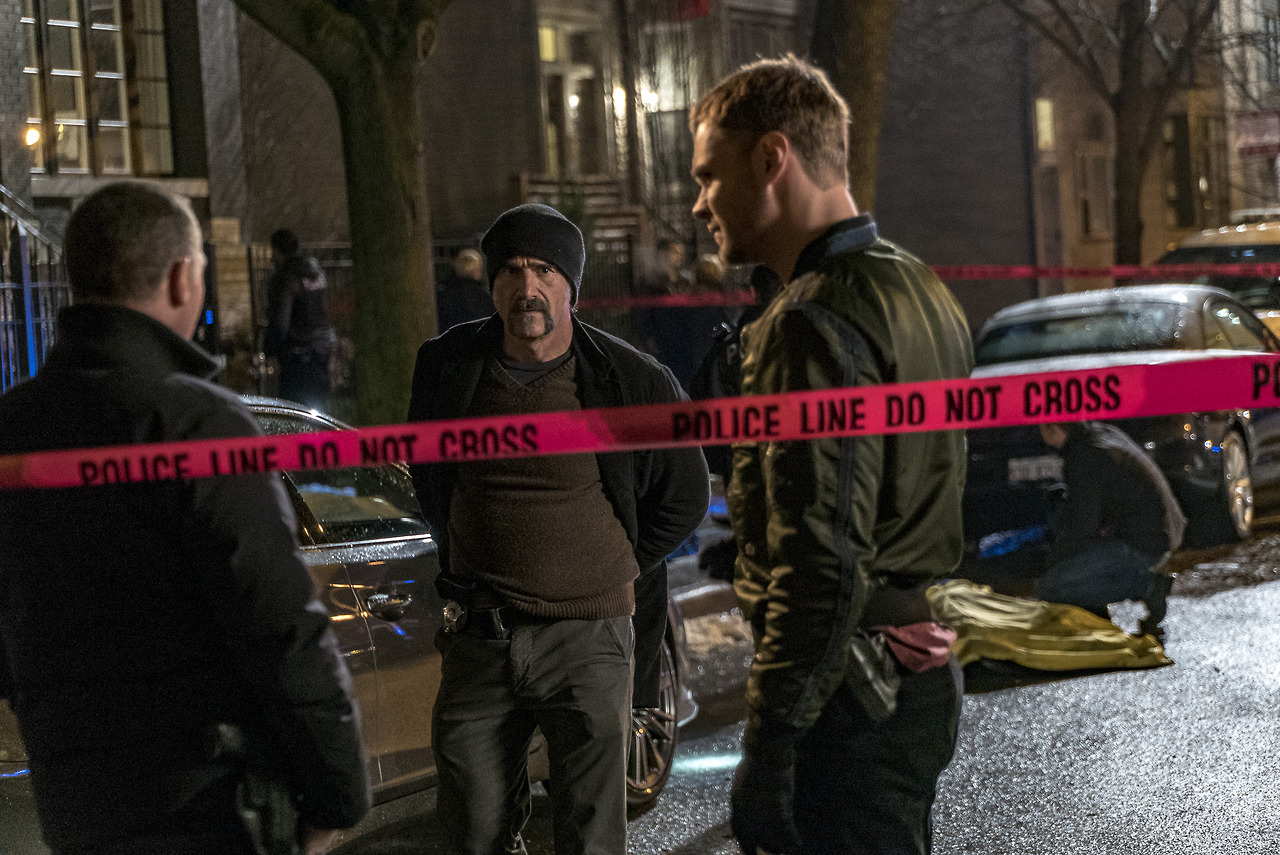 The past and present collide tomorrow on a jaw-dropping new Chicago P.D.