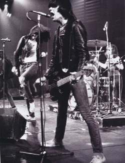 The one, the only Deedee Ramone