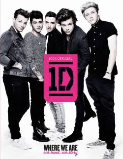 direct-news:  Cover for: 'One Direction: Where We Are: Our Band, Our Story.'