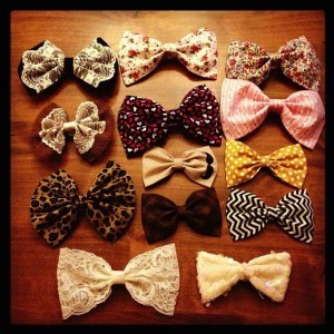 bows | via Tumblr on We Heart It - http://weheartit.com/entry/62212972/via/Jeandina   Hearted from: http://letschange-theworld.tumblr.com/post/51028698556