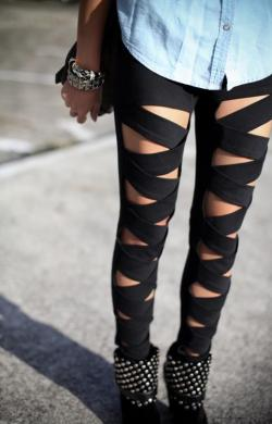fatynnleealfee:  Leggings & Pants on @weheartit.com - http://whrt.it/X4VaPq