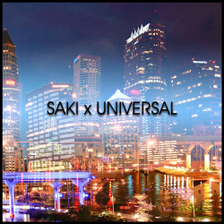 "NegroSaki & Dave Universal - Saki x Universal Tampa, FL producer extraordinare NegroSaki collaborates with his fellow producer and brother Dave Universal over the course of 8 ethereal neck-snapping instrumentals on their new album Saki x Universal. Mixing NegroSaki's soulful sample chopping sensibilities with Dave Universal's very electronica/Southern-influenced sound results in an aesthetic that can captivate multiple audiences. The combination just works. <a href=""http://negrosaki.bandcamp.com/album/saki-x-universal"" data-mce-href=""http://negrosaki.bandcamp.com/album/saki-x-universal"">Saki x Universal by NegroSaki and Dave Universal</a> Purchase Saki x Universal"