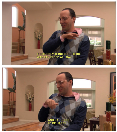 thedogwalker:  Buster Bluth is my spirit animal