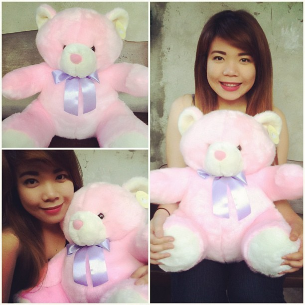 Cotton Candy! Thank you, Eyvee! :D