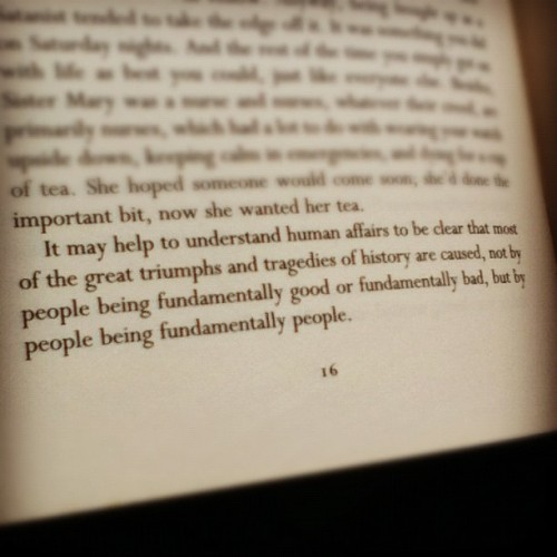 Good Omens by Neil Gaiman and Terry Pratchett #quote