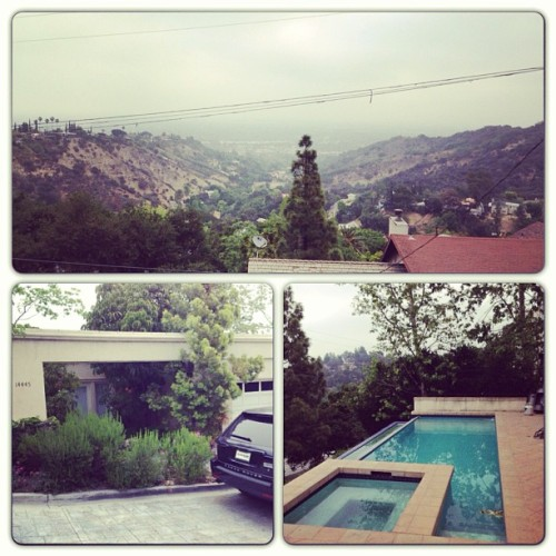 Good morning LA #belair #mansion #losangeles #la