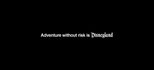 Adventure without risk is…   Douglas Coupland