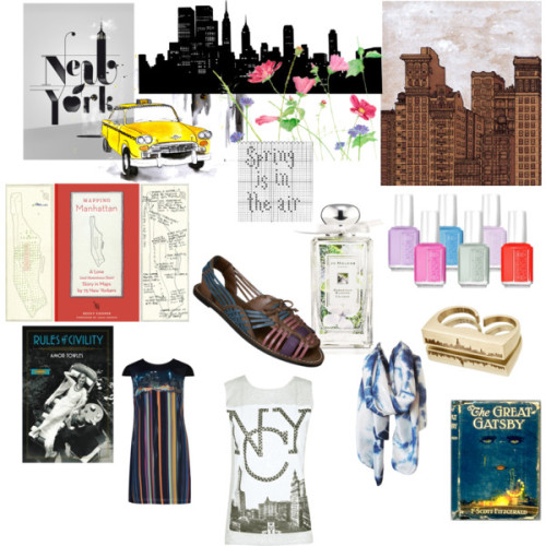 (via Spring State- 5 Great Ways to Sway into the New Nyc Season)