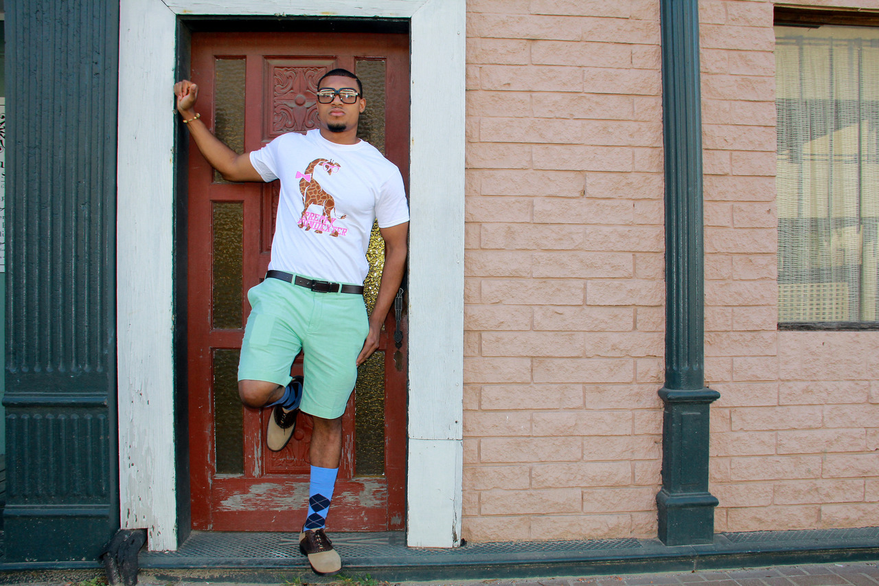blackfashion:  Preppy Poindexter Clothing Website, Twitter,Tumblr.