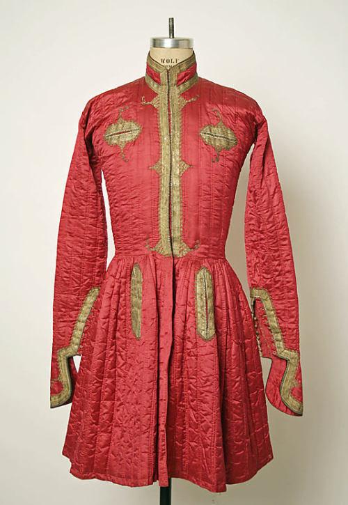 Coat 1875-1900 Central Asia MET