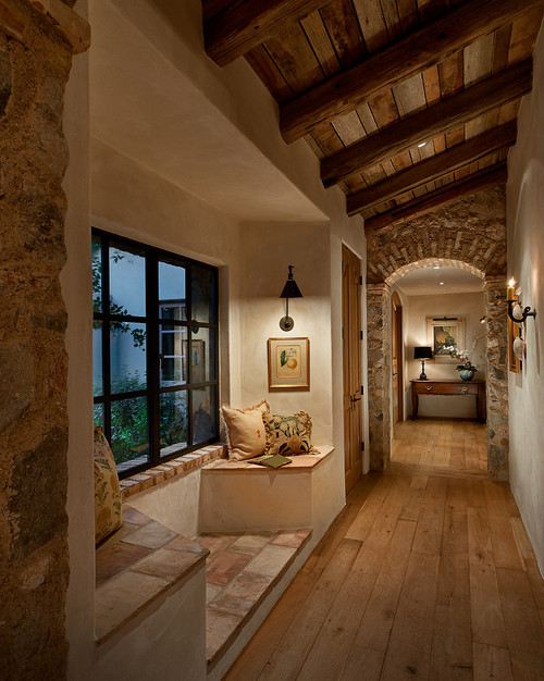georgianadesign:  Mediterranean country style in Phoenix. Higgins Architects.