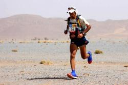 upprvalley:  Marathon des Sables (via UVU | Facebook)