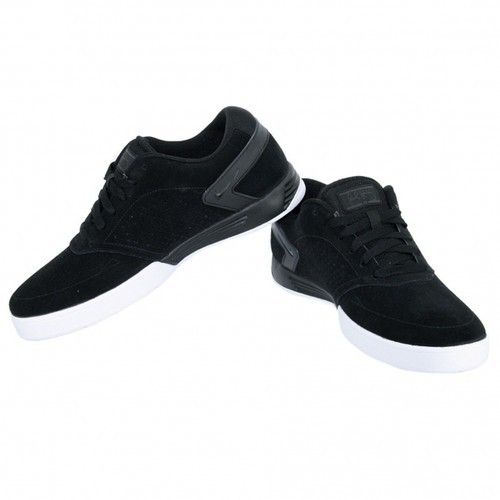 dedstokuk:  FOR SALE - NikeSB P-ROD 6 all black suede upper - UK 6 - BRAND NEW - RRP £75.00 - SELLING FOR £45.00SEND ASK IF INTERESTED