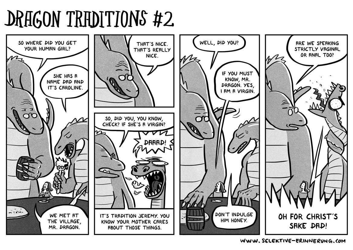 Dragon Traditions #2