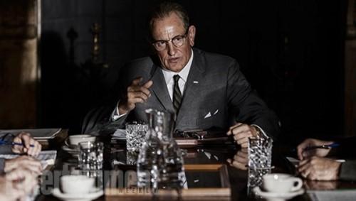 LBJ: Veja a primeira imagem de Woody Harrelson como Lyndon Johnson