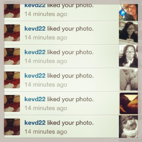 S/O to @kevd22 for all the love!!😘😍😉🎀🎀