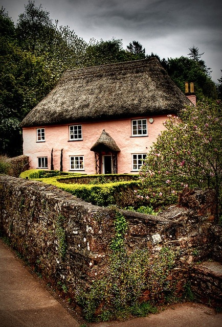 simply-divine-creation:  simply-divine-creation:  Rose Cottage, Cockington. Rose Cottage, Cockington by -terry- on Flickr