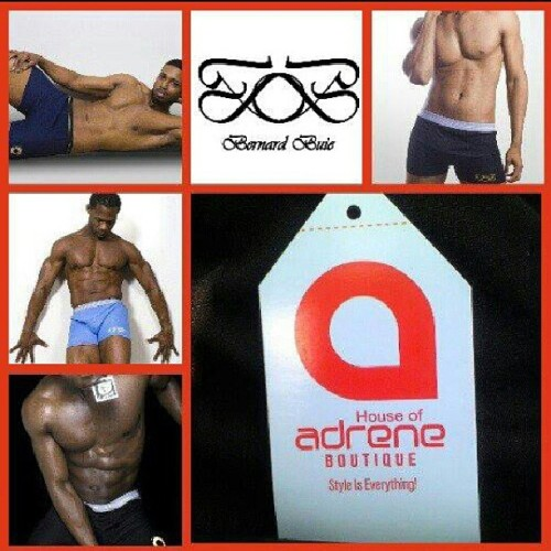 Client @BernardBuie #Lifesaver #Boxer #Briefs with #bcondoms now sold in  #AdreneBoutique where style is fashion  located 264 Peters st #Atlanta #ga 30313