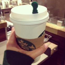 #CaramelAppleSpice #starbucks