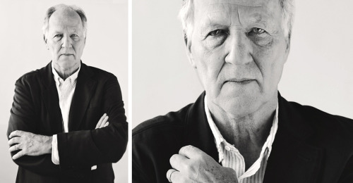 themorningnews:  Werner Herzog on spirituality, extinction, and owning only one suit.